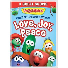DVD - VeggieTales Fruit of the Spirit Stories: Love, Joy, Peace