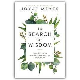 In Search of Wisdom (Joyce Meyer), Hardcover