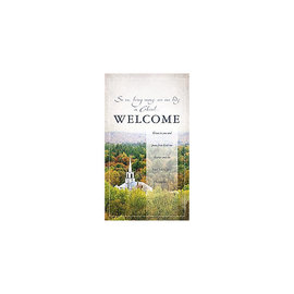 Guest Card- Welcome