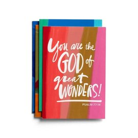 Boxed Cards - Praying For You, Scriptures