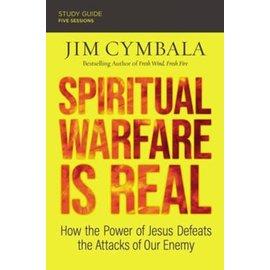 Spiritual Warfare Is Real Study Guide (Jim Cymbala), Paperback