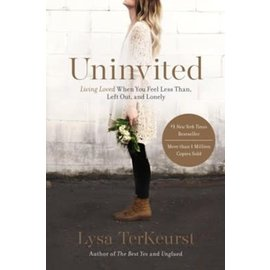 Uninvited (Lysa TerKeurst), Paperback