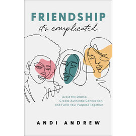 COMING FALL 2021 Friendship: It's Complicated (Andi Andrew), Paperback