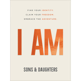 COMING FALL 2021 I Am (Sons & Daughters), Paperback