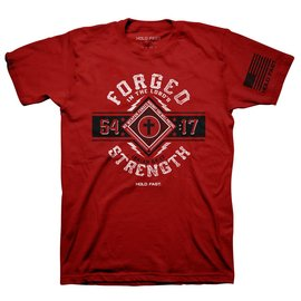T-Shirt - Forged in the Lord's Strength