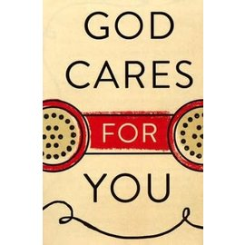 Good News Bulk Tracts: God Cares For You