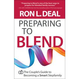 Preparing to Blend (Ron L. Deal), Paperback