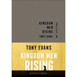 COMING FALL 2021 Kingdom Men Rising Devotional (Tony Evans), Imitation Leather