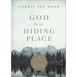 COMING FALL 2021 God Is My Hiding Place (Corrie Ten Boom), Hardcover