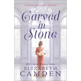 Carved in Stone (Elizabeth Camden), Paperback