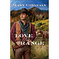 COMING FALL 2021 Brothers in Arms #3: Love on the Range (Mary Connealy), Paperback