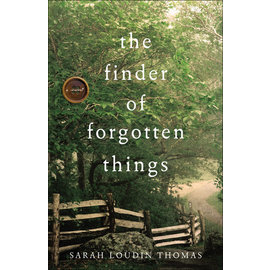 COMING FALL 2021 The Finder of Forgotten Things (Sarah Loudin Thomas), Paperback