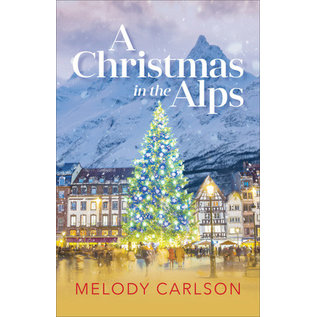 A Christmas in the Alps (Melody Carlson), Hardcover