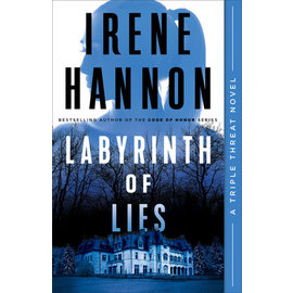 Triple Threat #2: Labyrinth of Lies (Irene Hannon), Paperback