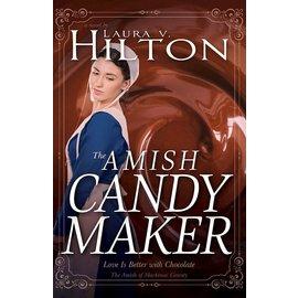 The Amish Candymaker (Laura V. Hilton), Paperback