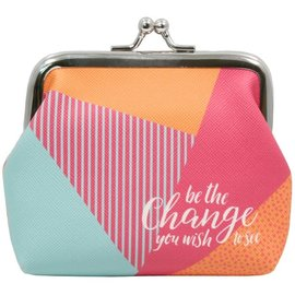 Coin Purse - Be The Change
