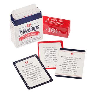 Box of Blessings - 101 Blessings for Nurses