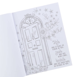 Coloring Book - Color the Words of Jesus