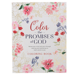 Coloring Book - Color the Promises of God