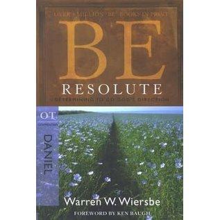 BE Resolute: Daniel (Warren Wiersbe)