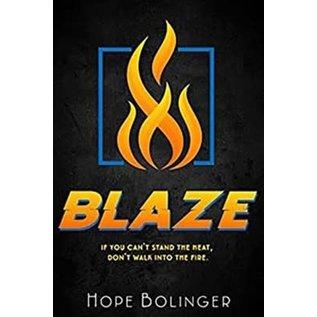 Blaze Trilogy #1: Blaze (Hope Bolinger), Paperback