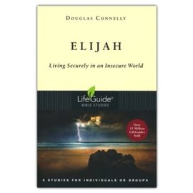 LifeGuide Bible Study: Elijah