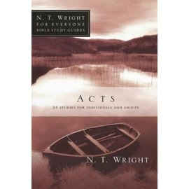 Acts (N.T. Wright), Paperback