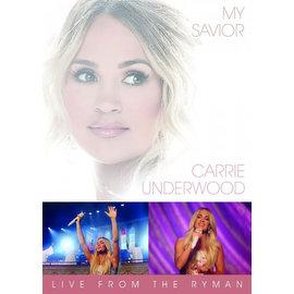 DVD - My Savior: Live From the Ryman (Carrie Underwood)