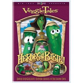 DVD - VeggieTales: Heroes of the Bible