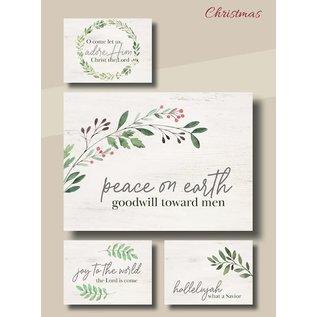 Boxed Christmas Cards - God's Praise