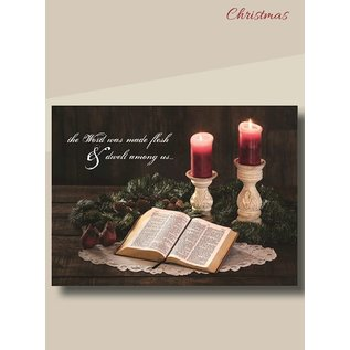 Boxed Christmas Cards - His Word