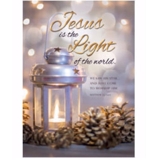 Boxed Christmas Cards - Jesus is the Light