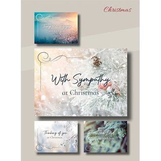 Boxed Christmas Cards - Light of the World, Sympathy
