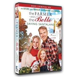 DVD - The Farmer and the Belle: Saving Santaland