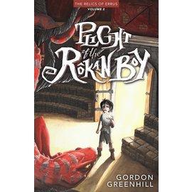 Relics of Errus #2: Plight of the Rokan Boy (Gordon Greenhill), Paperback