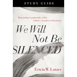 We Will Not Be Silenced, Study Guide (Erwin W. Lutzer), Paperback