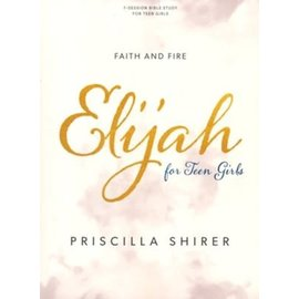 Elijah for Teen Girls (Priscilla Shirer), Paperback