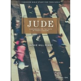 Jude Bible Study for Teen Girls (Jackie Hill Perry), Paperback