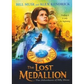The Lost Medallion (Bill Muir and Alex Kendrick), Hardcover