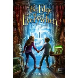 The Edge of Everywhen (A.S. Mackey), Paperback