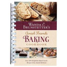 Wanda E. Brunstetter's Amish Friends Baking Cookbook