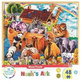 Wooden Jigsaw Puzzle - Noah's Ark