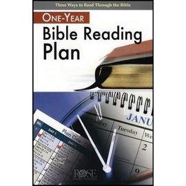 One-Year Bible Reading Plan