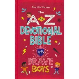The A to Z Devotional Bible for Brave Boys