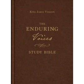 KJV The Enduring Voices Study Bible, Hardcover