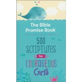 500 Scriptures for Courageous Girls
