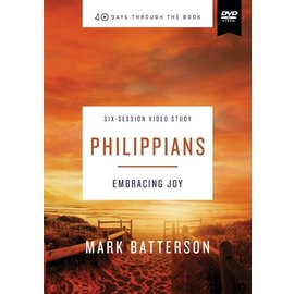 DVD - Embracing Joy: Philippians Video Study