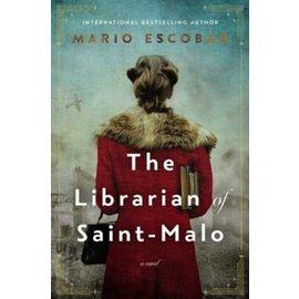 The Librarian of Saint-Malo (Mario Escobar), Hardcover