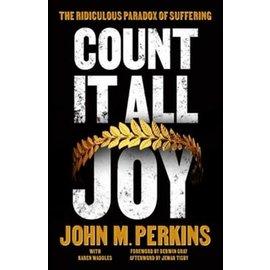Count It All Joy (John M. Perkins), Paperback