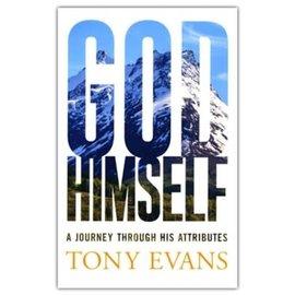 God Himself (Tony Evans), Paperback